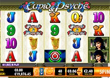 Cupid And Psyche Free Slots