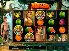 Free online tarzan slot machine