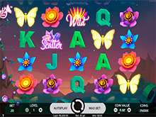 Butterfly Staxx Slot Machine - Free to Play Online Demo Game