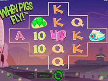 free online slots games when pigs fly