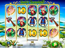 Jack and the beanstalk slot machine games