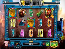 Judge Dredd™ Slot Machine Game to Play Free in NextGen Gamings Online Casinos