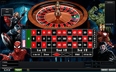 free-Marvel-Roulette-playtech-game