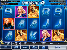 Fantastic Four 50 Lines Slot Machine Online ᐈ Playtech™ Casino Slots
