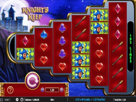 Play Knights Slot Slot Machine Free With No Download Required!