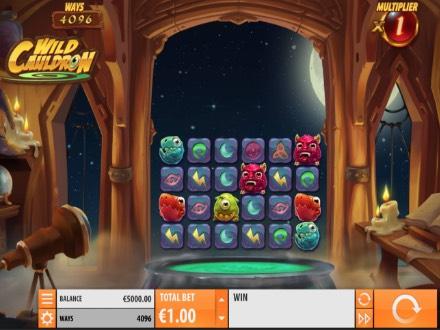 Spiele Wild Cauldron - Video Slots Online